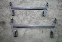 Weld On Brackets - Euro 8 Welded