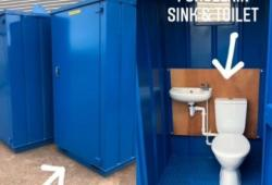 O' Hanlon Engineering Std Site Toilet