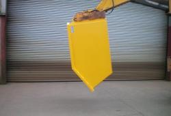 5ft Direct Mounted Skip