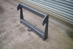 Weld On Brackets - Merlo Frame