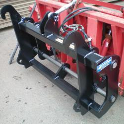O' Hanlon Engineering JCB Qfit to lift 3 Point Linkage
